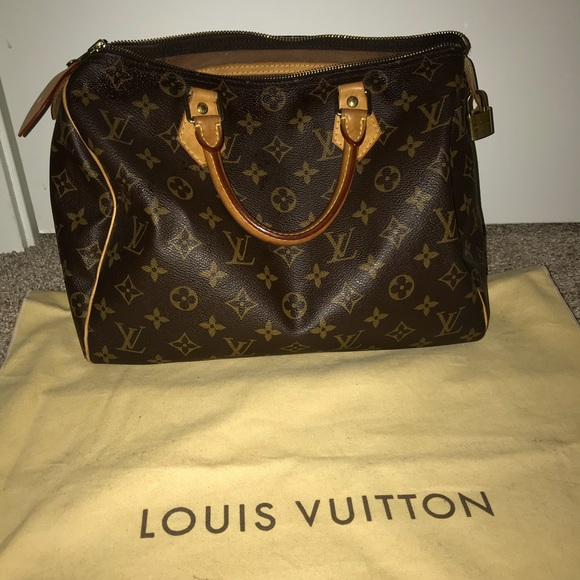Louis Vuitton Handbags - Louis Vuitton Speedy 30 bag